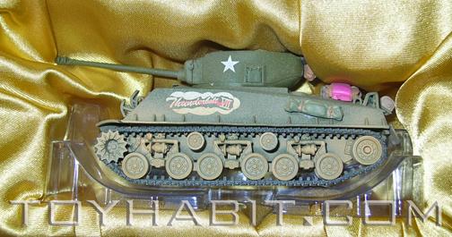"""M4a3e8 Sherman Tank M4a3e8 Sherman Tank """""""