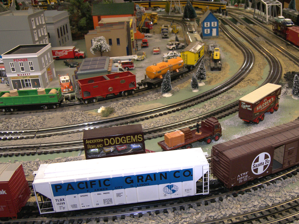 O scale model train sets for sale