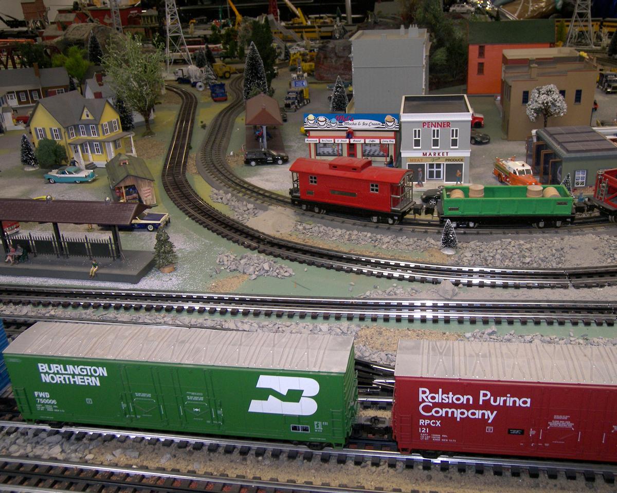 Scale model trains http www toyhabit com o scale model railroad