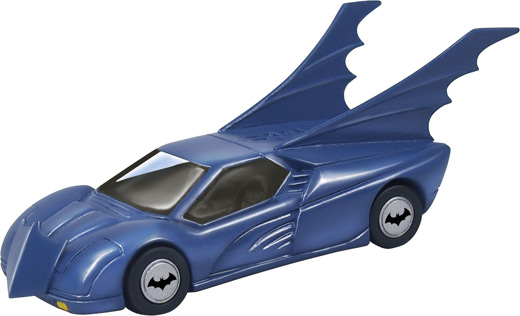 BATMAN BATMOBILE 2000 DC COMICS CORGI 773081:43 SCALE