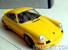 PORSCHE911 CARRERA RS 2.7 -1:24 SCALE EBBRO- PREMIUM COLLECTION