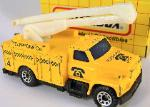 MATCHBOX - VINTAGE- MB 33 UTILITY TRUCK -TELEPHONE CO UNIT 4