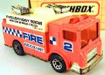 MATCHBOX - VINTAGE- MB 57 MACK AUXILARY POWER TRUCK