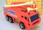 MATCHBOX - VINTAGE- MB 8 - AIRPORT FIRE TENDER FIRE TRUCK
